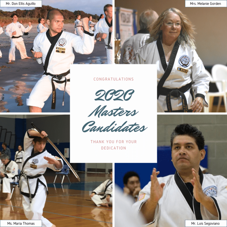 Congratulations 2020 Masters Candidates!